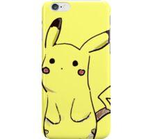 Pikachu? iPhone Case/Skin