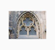 Window, St Vitus Cathedral, Prague, Czech Republic Unisex T-Shirt