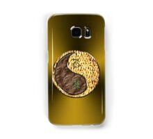 Capricorn & Goat Yin Fire Samsung Galaxy Case/Skin