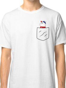 Homestar Runner Pocket Classic T-Shirt