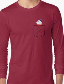 Homestar Runner Pocket Long Sleeve T-Shirt