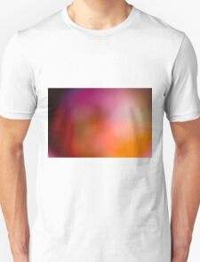 Abstract brilliant colorful abstract in red T-Shirt