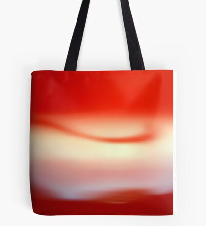 Abstract brilliant colorful abstract in red Tote Bag