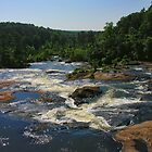 High Falls Georgia by LizzieMorrison