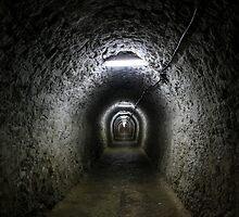 Salina Turda is a salt mine located in Durgau-Valea Sarata area of Turda, Romania  by PhotoStock-Isra