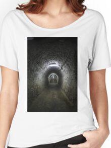 Salina Turda is a salt mine located in Durgau-Valea Sarata area of Turda, Romania  Women's Relaxed Fit T-Shirt