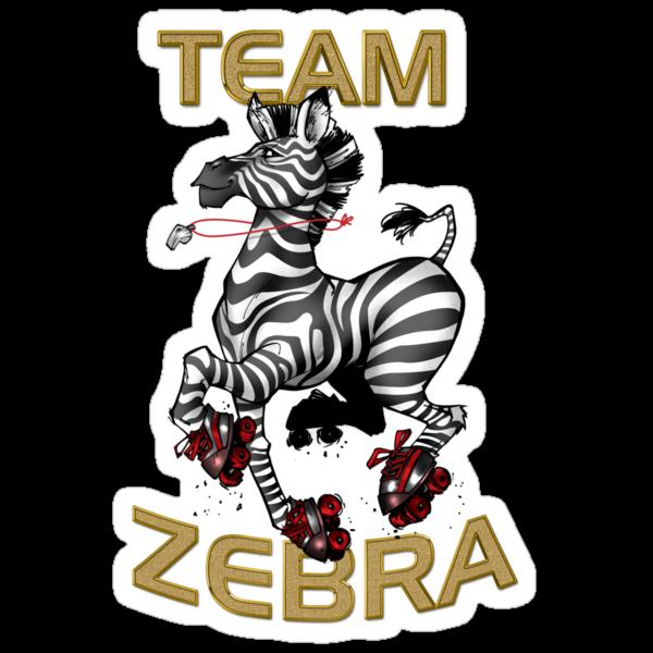 Team Zebra by Ryan Wilton