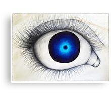 Eye Ball Canvas Print