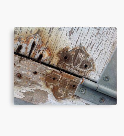 Exploring Decay Canvas Print