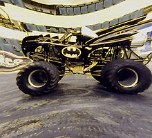 monster truck by pixelproject