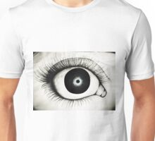 Eye ball [b&w] Unisex T-Shirt