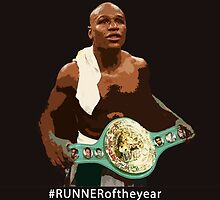 Floyd, runner of the year by chiloy