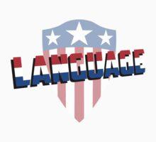 Language   Retro by RJtheCunning