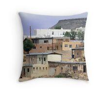 San Jose De Laguna Mission Throw Pillow