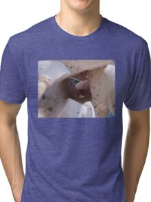 stone climb Tri-blend T-Shirt