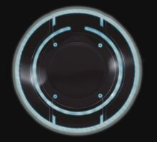 Tron - Sam's ID Disc by Ryan Wilton