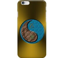 Capricorn & Goat Yin Water iPhone Case/Skin