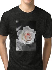 vintage rose  Tri-blend T-Shirt