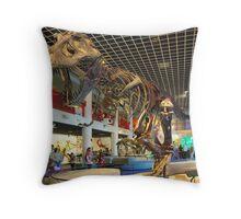 Dino-Mite! Throw Pillow