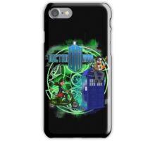 Doctor Moo and Clara -alt iPhone Case/Skin