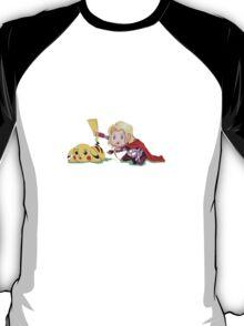 Thor and Pokemon T-Shirt