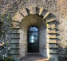A Castle Door by Larry Lingard-Davis