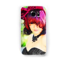 Dark beauty Samsung Galaxy Case/Skin