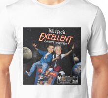 Bill & Ted's Excellent Honors Program (with rating) Unisex T-Shirt
