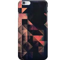 nyxt chyptyr iPhone Case/Skin