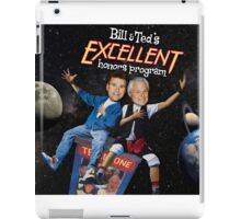 Bill & Ted's Excellent Honors Program iPad Case/Skin