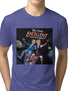 Bill & Ted's Excellent Honors Program Tri-blend T-Shirt