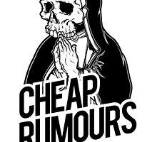 Cheap Rumours Black by Biancajaneaus
