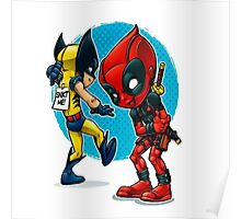 Deadpool and Wolverine Poster