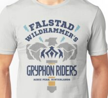 Falstad Wildhammer's Gryphon Riders Unisex T-Shirt