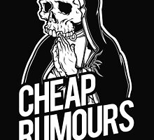 Cheap Rumours White #1 by Biancajaneaus