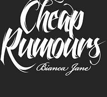 Cheap Rumours White #3 by Biancajaneaus