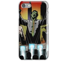 Televisions over iPhone Case/Skin