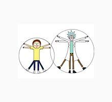 Rick and Morty da Vinci Unisex T-Shirt