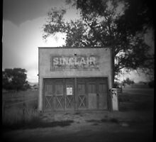 Old Gas Station by snapshotjunkie