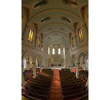 Roman Catholic catherdral Photographic Print