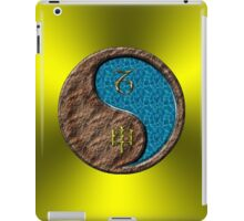 Capricorn & Monkey Yang Water iPad Case/Skin