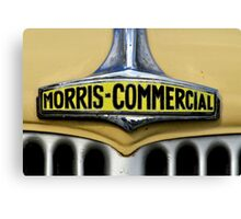morris commercial Canvas Print
