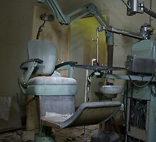 Dentists' chair by DariaGrippo