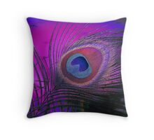 A touch of magic Throw Pillow