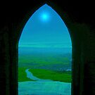 The Tor door and poem about by jimofozz