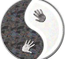Yin Yang Hands by meetmaria
