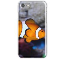 tropical fish iPhone Case/Skin