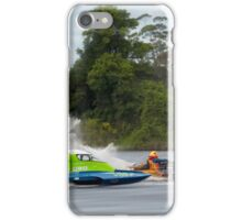 Taree Race Boats 2015 06 iPhone Case/Skin