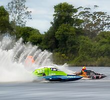 Taree Race Boats 2015 06 by kevin chippindall