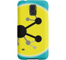 I am connected, we are connected Samsung Galaxy Case/Skin